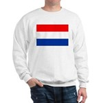 Netherlands Flag Sweatshirt