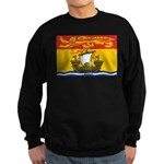 New Brunswick Flag Sweatshirt (dark)