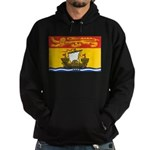 New Brunswick Flag Hoodie (dark)
