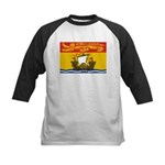 New Brunswick Flag Kids Baseball Jersey