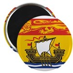 New Brunswick Flag Magnet
