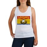 New Brunswick Flag Women's Tank Top