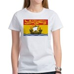 New Brunswick Flag Women's T-Shirt
