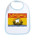 New Brunswick Flag Bib
