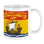 New Brunswick Flag Mug