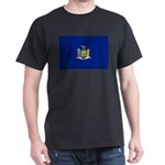 New York Flag Dark T-Shirt