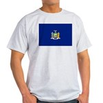New York Flag Light T-Shirt