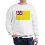 Niue Flag Sweatshirt