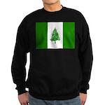 Norfolk Island Flag Sweatshirt (dark)