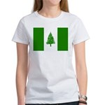 Norfolk Island Flag Women's T-Shirt