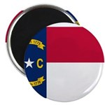 North Carolina Flag Magnet