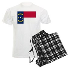 North Carolina Flag Pajamas