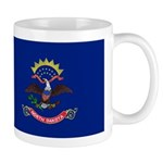 North Dakota Flag Mug