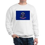 North Dakota Flag Sweatshirt
