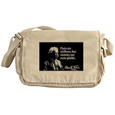 Mark Twain, Facts, Statistics, Messenger Bag
