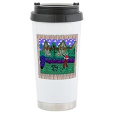 Mighty Hunter Ceramic Travel Mug Genesis 10:9
