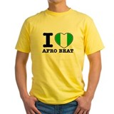 I love Afro Beat T