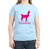 Unique White llama T-Shirt