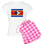 Swaziland Flag Women's Light Pajamas