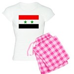 Syria Flag Women's Light Pajamas