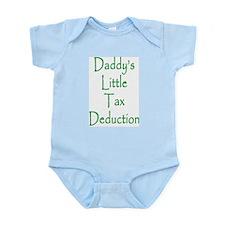 Daddy's Little Tax Deduction Creeper / Onesie