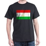 Tajikistan Flag Dark T-Shirt