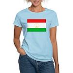 Tajikistan Flag Women's Light T-Shirt
