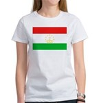 Tajikistan Flag Women's T-Shirt