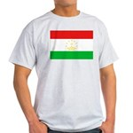 Tajikistan Flag Light T-Shirt