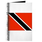 Trinidad and Tobago Flag Journal