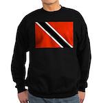 Trinidad and Tobago Flag Sweatshirt (dark)