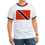 Trinidad and Tobago Flag Ringer T