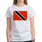 Trinidad and Tobago Flag Women's T-Shirt