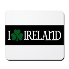 I Shamrock Ireland Mousepad