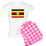 Uganda Flag Women's Light Pajamas