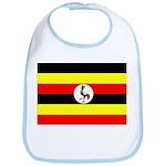 Uganda Flag Bib