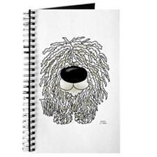 Big Nose Komondor Journal