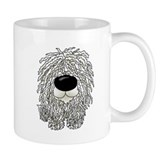 Big Nose Komondor Small Mugs