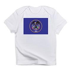 Utah Flag Infant T-Shirt