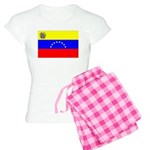 Venezuela Flag Women's Light Pajamas