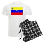 Venezuela Flag Men's Light Pajamas