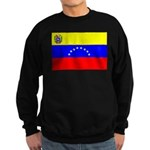 Venezuela Flag Sweatshirt (dark)