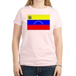 Venezuela Flag Women's Light T-Shirt