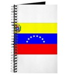 Venezuela Flag Journal