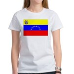 Venezuela Flag Women's T-Shirt