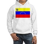Venezuela Flag Hooded Sweatshirt