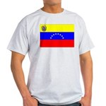 Venezuela Flag Light T-Shirt