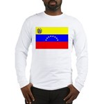 Venezuela Flag Long Sleeve T-Shirt