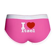 I love Itzel Women's Boy Brief