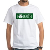 Louth White T-shirt